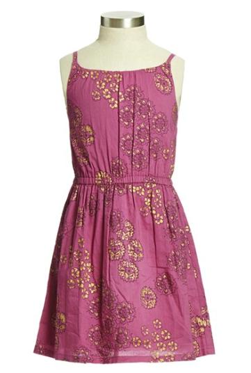Peek dress