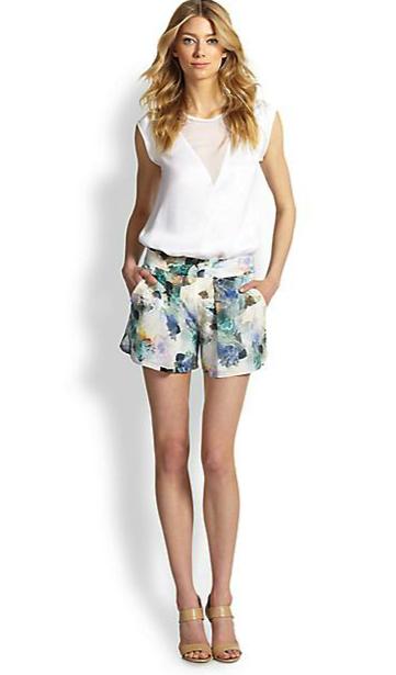 Rebecca Taylor shorts