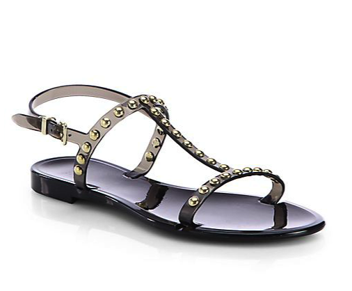 Givenchy jelly sandals