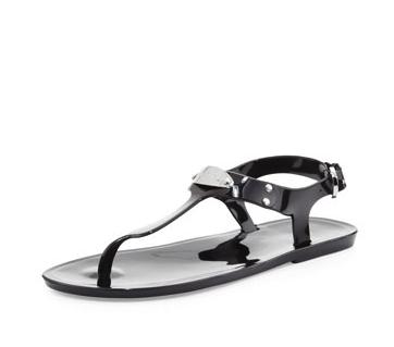 Michael Michael Kors jelly sandal