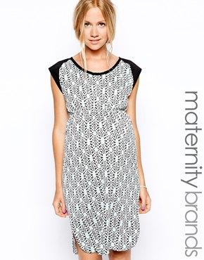 Mamalicious maternity dress