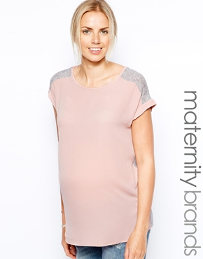 New Look maternity tee