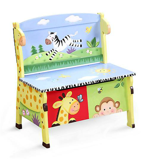 Teamson storage bench