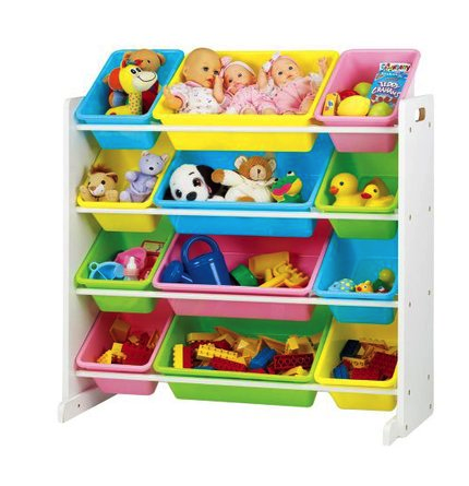 Tot Tutors storage bins
