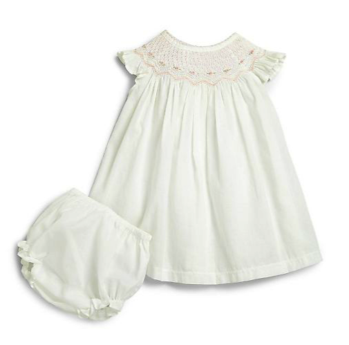 Kissy Kissy dress and bloomers