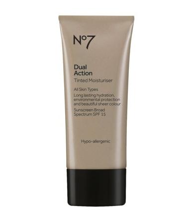 No 7 tinted moisturizer