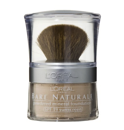 L'Oreal mineral foundation