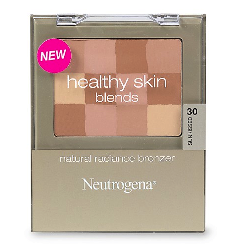Neutrogena natural radiance bronzer