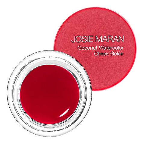 Joise Maran coconut watercolor cheek gelee