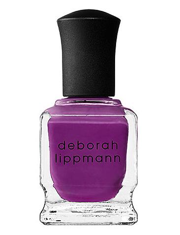 Deborah Lippman nail polish in maniac