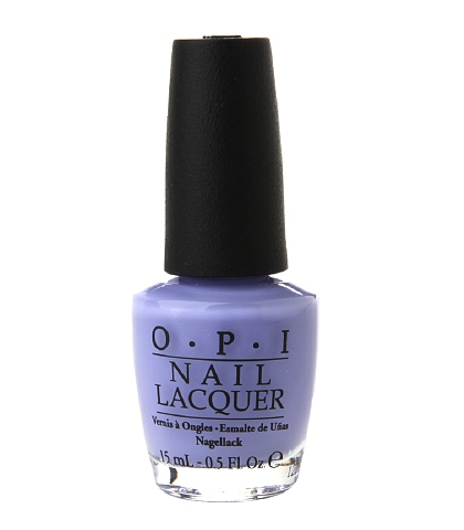 OPI nail polish in you're such a Budapest