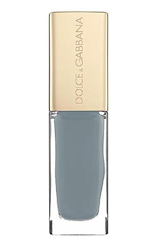 Dolce & Gabbana nail polish in anise