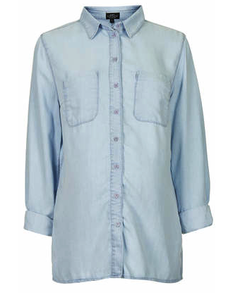 Topshop maternity shirt
