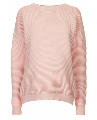 Topshop maternity sweater - best maternity style