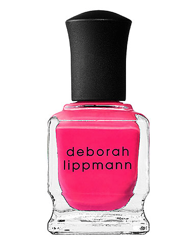 Deborah Lippmann nail polish in whip it
