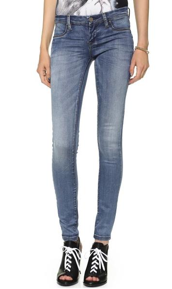 Blank jeans