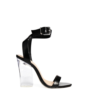 Asos sandals - chunky heel shoes