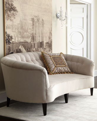 Old Hickory Tannery sofa