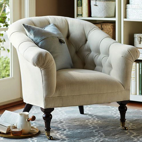 Bartlett armchair