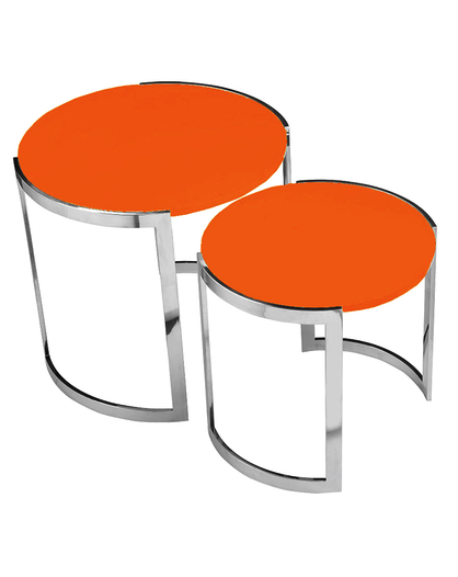 Orion nesting tables (set of 2)