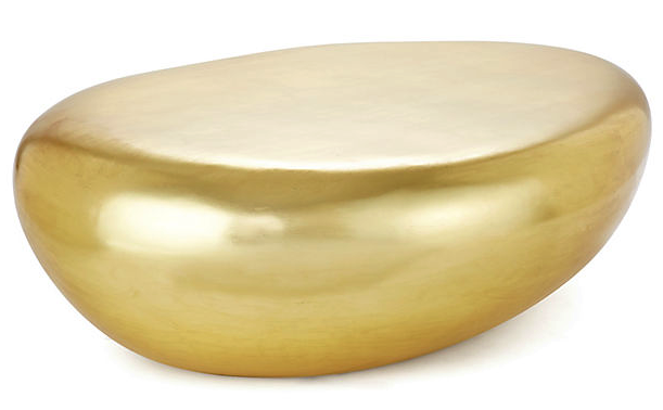 Riverstone cocktail table