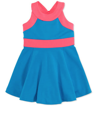 Milly Mini's dress