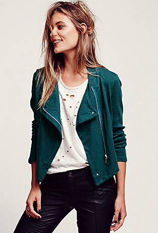 Free People jacket - colorful jackets