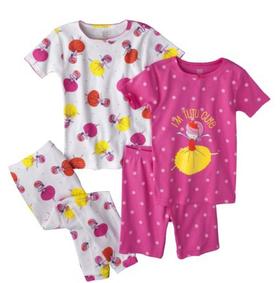 Just One You by Carter's 4 pc pj set