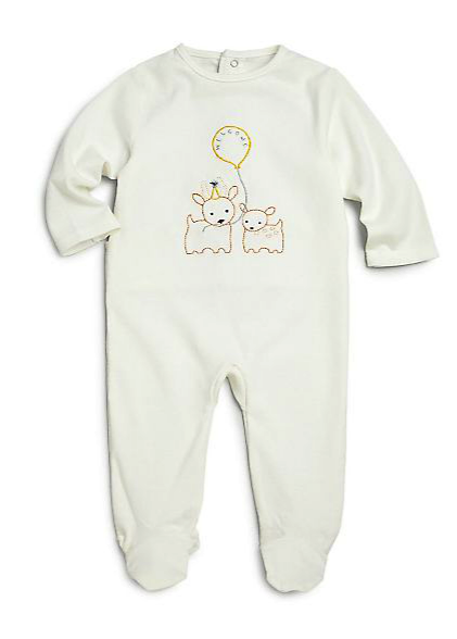 Stella McCartney Kids footie