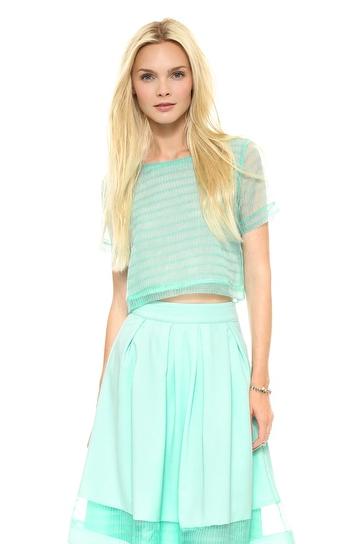 Joa t-shirt blouse - fancy t shirts