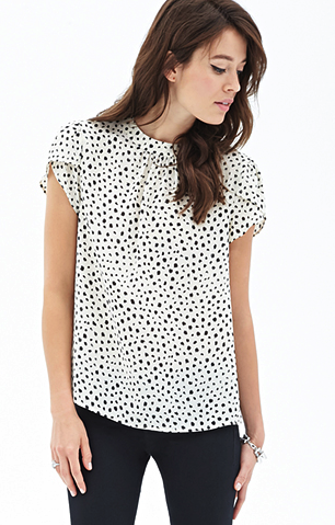Forever 21 top - fancy t shirts