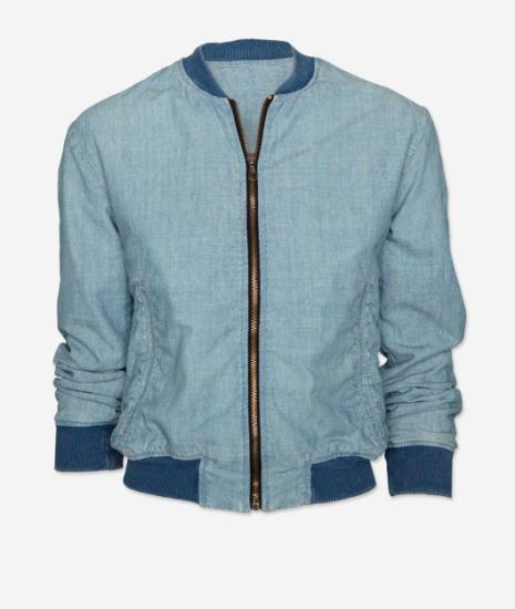 Rag & Bone/JEAN bomber jacket