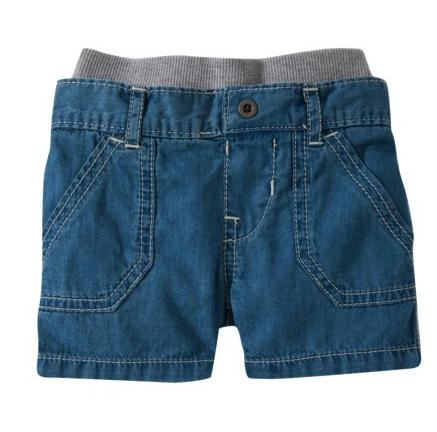 Burts Bees Baby shorts