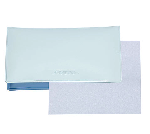 Shiseido oil control blotting papers
