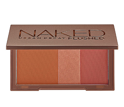 Urban Decay naked flushed trio