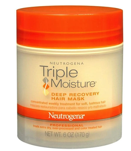 Neutrogena deep recovery hair mask