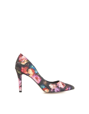 Asos pumps - printed accessories