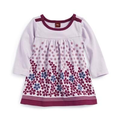 Tea Collection infant dress