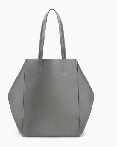 Zara bag - gray accessories