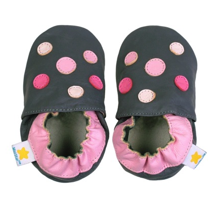 Ministar infant crib shoes