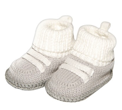 Just One You by Carter's baby booties