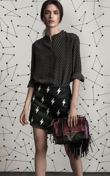 Neil Barrett skirt