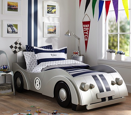 Roadster twin bed