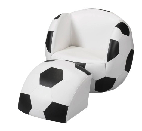 Gift Mark chair with ottoman