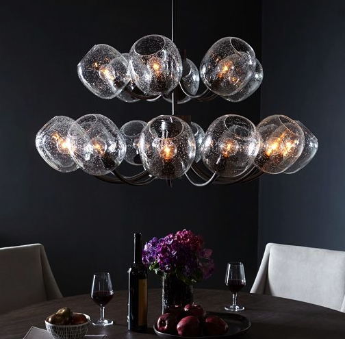 Eclipse chandelier