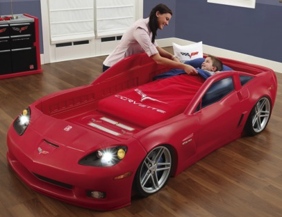 Step 2 corvette bed