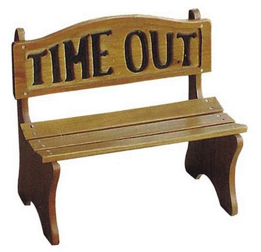 DC America time out bench