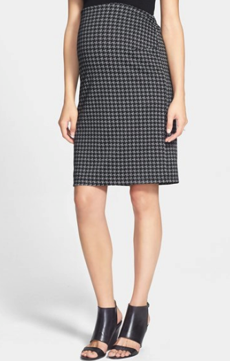 Maternal America pencil skirt
