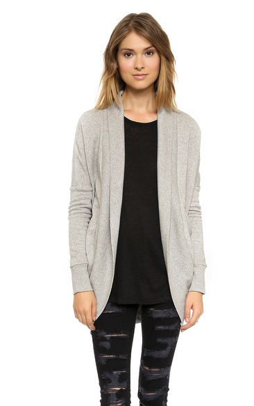 BB Dakota cardigan - transitional knits