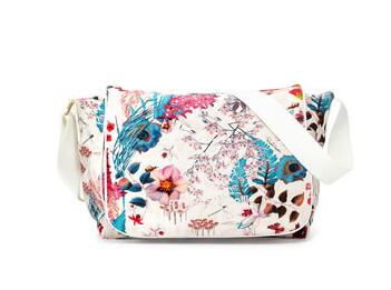 Roberto Cavalli diaper bag